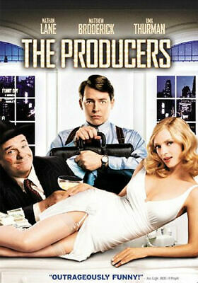 The Producers (DVD, 2006, Full Frame) - Disc Only