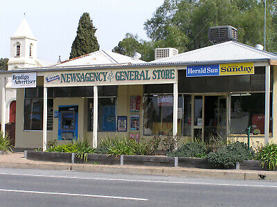 New Owners Wanted. Buy building and business will be thrown in.