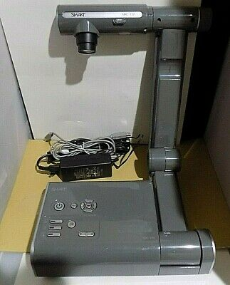Smart Technologies SDC-330 Overhead Document Camera w/ AC Adapter Excellent Cond