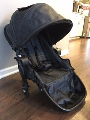 Baby Jogger City Select Second Seat Kit Charcoal Black Frame