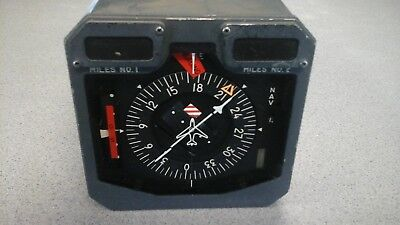 boeing 747 Collins 331A-8A Aircraft HSI Course Indicator 772-5025-001