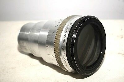 VIDOSCOPE ANAMORPHIC LENS MADE IN GERMANY 50-350ft