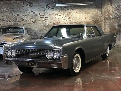 1962 Lincoln Continental  1962 Lincoln Continental California unmolested survivor  in storage for 50 years