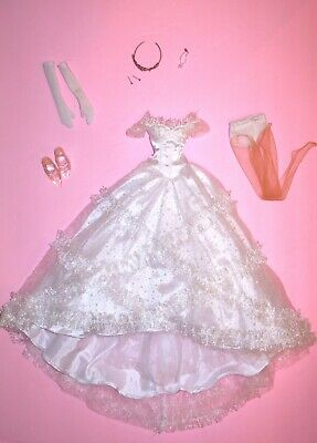 """Tonner - Cinderella OUTFIT ONLY - Fits 16"""" Fashion Doll"""