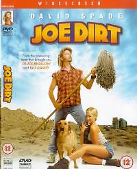 Joe Dirt [DVD] [2001], New, DVD, FREE & Fast Delivery