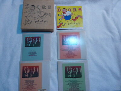 The Doors - Boot Yer Butt - The Doors Official Bootlegs - 5000 copies - 4cd boxs