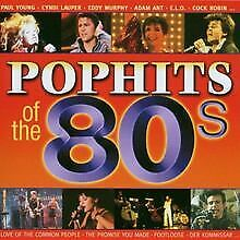 Pop Hits of the 80'S von Various | CD | Zustand gut