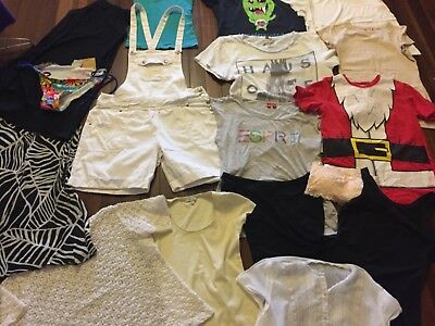 Free post 30 items top pants shirt cover all esprit valleygirl target bulk 6 8 S