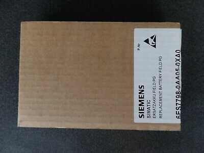 Siemens 6Es7798-0Aa05-0Xa0 - Replacement Battery Field Pc