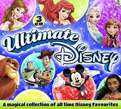 Various Artists - Ultimate Disney / Various [New CD] UK - Import
