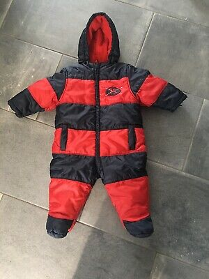 Baby Snow Suit 9-12 Months M And S