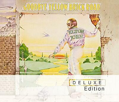 Goodbye Yellow Brick Road, Elton John CD , New, FREE & Fast Delivery