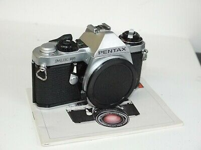 Pentax Me Super Slr Camera Body
