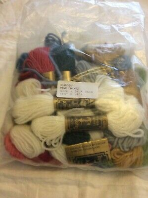 Anchor Embroidery Thread And Tapestry Wool