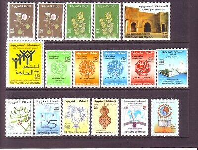 Morocco 17stamps  mint**MNH