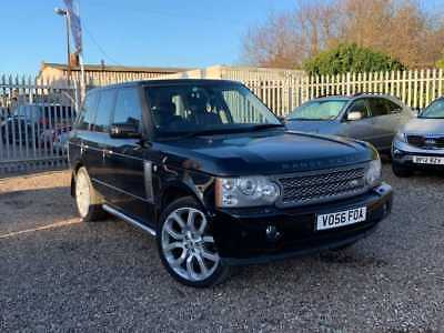 Land Rover Range Rover V8 Supercharged Vogue Not Spares Or Repairs Non Runner