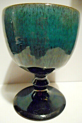 Woburn Pottery Goblet Perfect Condition