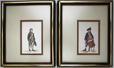 2 Roley Military Prints