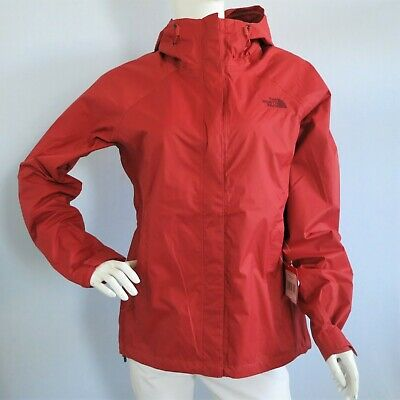3613cddbb THE NORTH FACE Venture Women's Rain Jacket SUNBAKED RED(redish orange) MSRP  $99