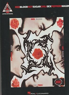 Red Hot Chili Peppers Blood Sugar Sex Magik Songbook