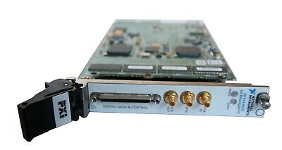 National Instruments Ni PXI-6542 100 MHz,32-Channel,5V Pxi Digital-Waveform