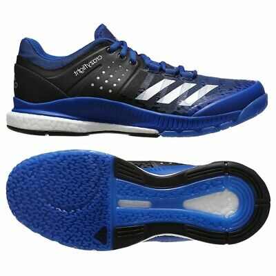 cheap for discount 40210 d2b24 NEW ADIDAS Crazyflight X Womens Volleyball Shoes Royal BlueSilver SELECT  SIZE