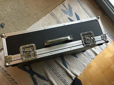 ROCKCASE RC 23140 B Effect Pedal Case / Guitar Stand
