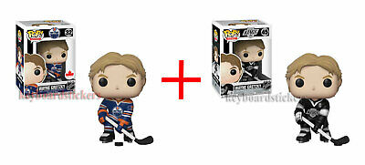 Figura in vinile #45 Funko Pop NHL-Wayne Gretzky LA Kings