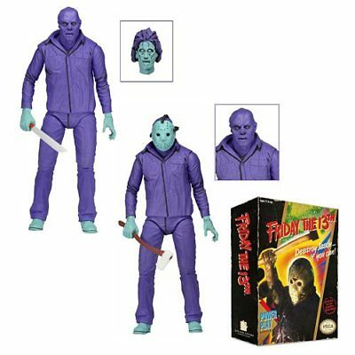 """NECA Friday the 13th 7"""" Figure - Jason Video Game Appearance (With Theme Music)"""