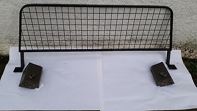 Range Rover classic dog guard with mountings