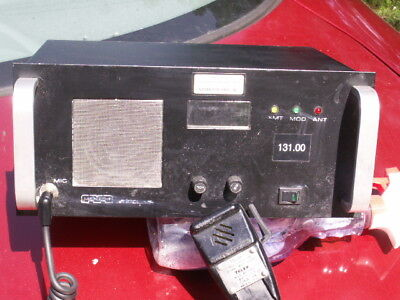 Mentor Aircraft Radio Ground Station 122.8000 Mhz, 10 Watts UNICOM STATION