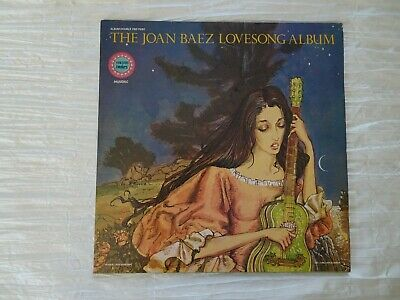 Doppel-LP Joan Baez - The Joan Baez Lovesong Album (1976)