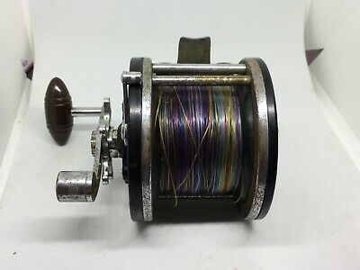 Vintage Penn Seagate Saltwater Fishing Reel Used Hard To Find