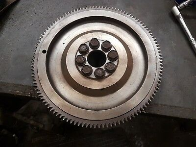 BMW e30 solid flywheel for 318is,318i,316i m42 and m40 engines , original part