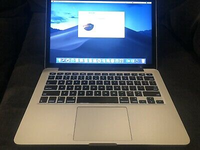 "Apple MacBook Pro 13"" Laptop - MF843LL/A (Early, 2015)"