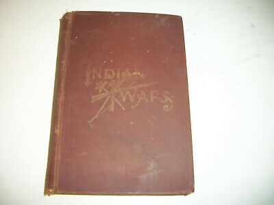 Recent Indian Wars Sitting Bull  Ghost Dances 1891 James P. Boyd Old Book 1st Ed
