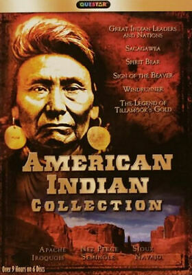 American Indian Collection (DVD, 2011, 6-Disc Set) - Brand New