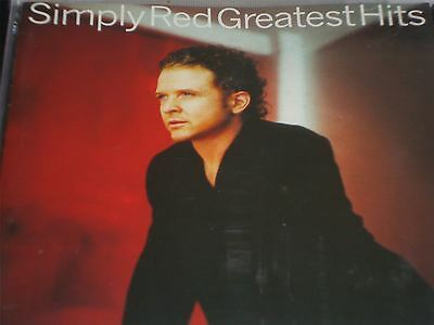 Simply Red - The Greatest Hits (2002) Very best of CD Album