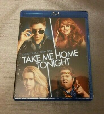 NEW Take Me Home Tonight (Blu-ray, 2011) Free Shipping