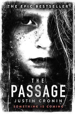 The Passage by Justin Cronin, Paperback Book, New, FREE & Fast Delivery!