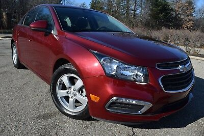 2016 Chevrolet Cruze LIMITED LT-EDITION