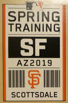 2 Tickets 3/9/19 San Francisco Giants vs. Chicago Cubs Spring Training