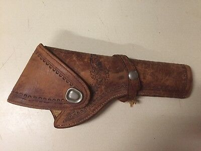 Vintage Military Boyt Leather Holster