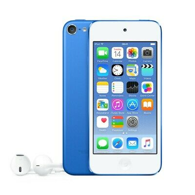 Apple iPod touch 6th Generation Blue (32 GB) Great Condition!
