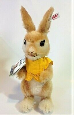 Steiff Limited Edition Mopsy Bunny From Peter Rabbit Collection Nib