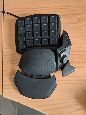 Razer Orbweaver Mechanical USB Gamepad - Like new, never used