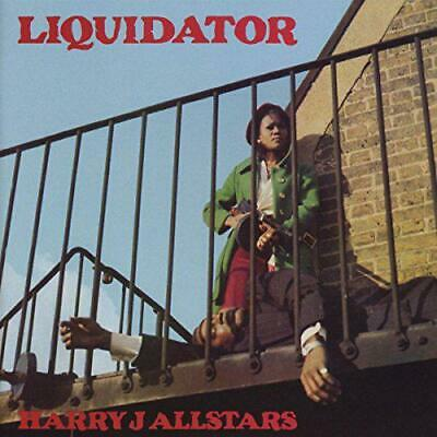 LIQUIDATOR: EXPANDED EDITION, HARRY J ALLSTARS CD , New, FREE & Fast Delivery