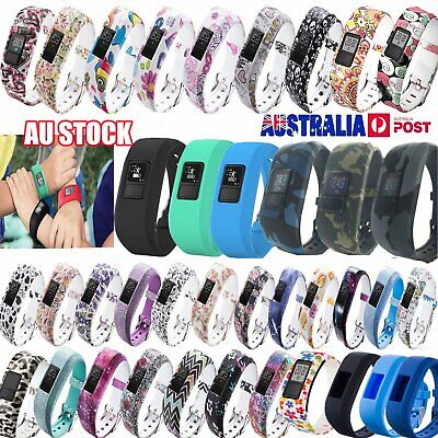 For GARMIN VIVOFIT JR JR 2 Replacement Silicone Wrist Strap Junior Fitness Band@