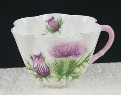 Shelley Thistle Teacup Only Replacement