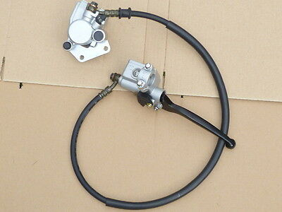 New Complete Front Brake System + Pads For Pulse Strider 125Cc Sb125T - 23A